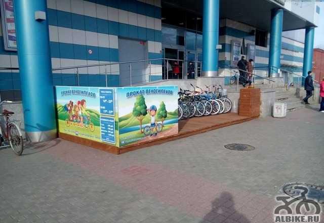 Прокат велосипедов в Санкт Петербурге