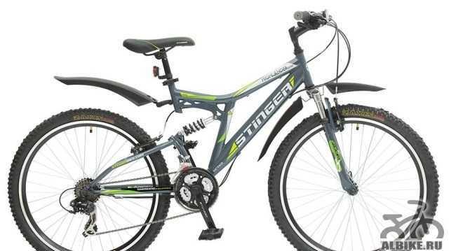 Продаю велосипед Стингер