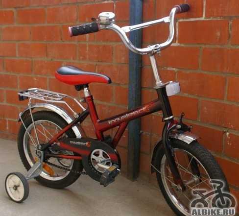 Детский велосипед Novatrack 14 дюймов