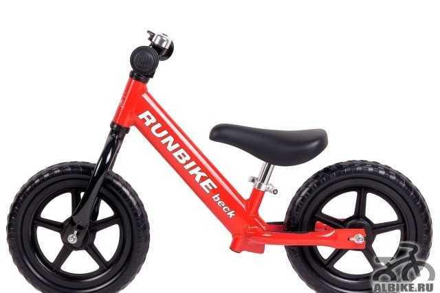 Беговел Runbike Back
