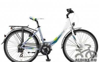 Складной велосипед стелс 6 скоростей в идеальном с