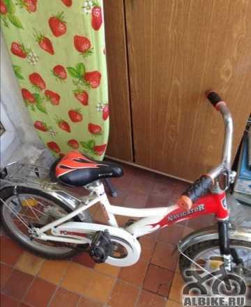 Велосипед детский б/у от3-5лет