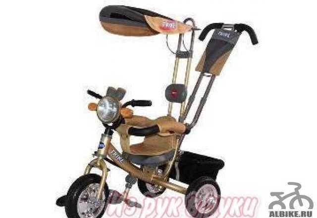 Детский трехколесный велосипед, Trike