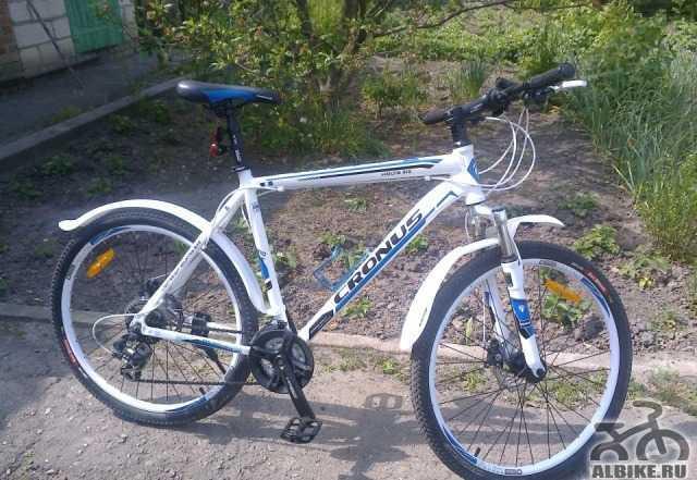 Велосипед спортивный кронус