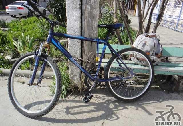 Велосипед ацтек TopGear