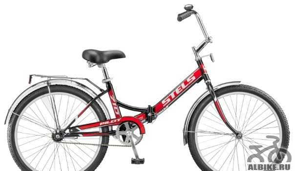 """Велосипед стелс 24"""" (Пилот 710)"""