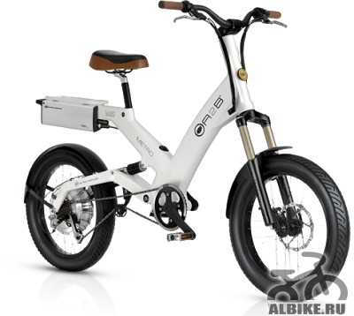 Электровелосипед A2B Метро (Англия)