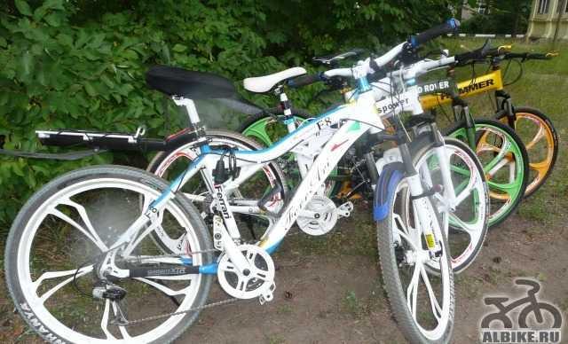 Продаю велосипеды на литье hummer/Ferrari/Porshe