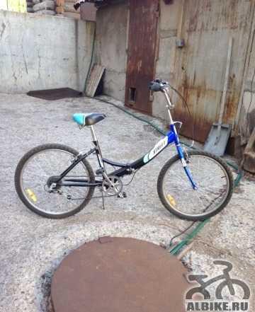 Велосипед Стрит rivals