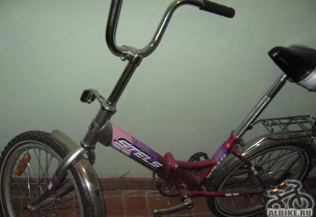 Велосипед Стелс подростковый