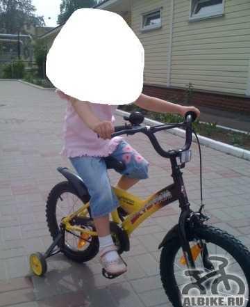 Детский велосипед skystar супер байк