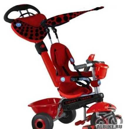 Детский велосипед Смарт Trike Zoo-Collection