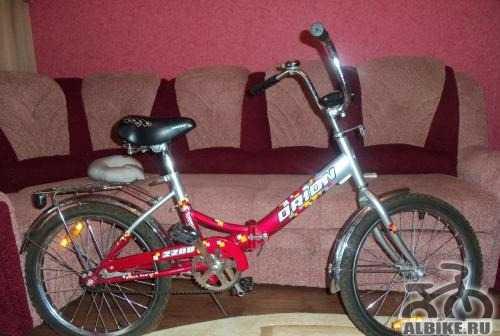 Подростковый велосипед орион comfort 2200