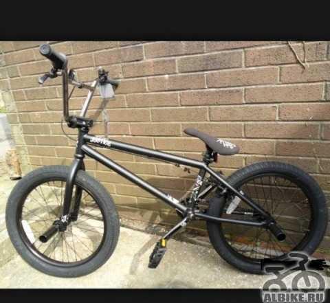 BMX, немного поношенный