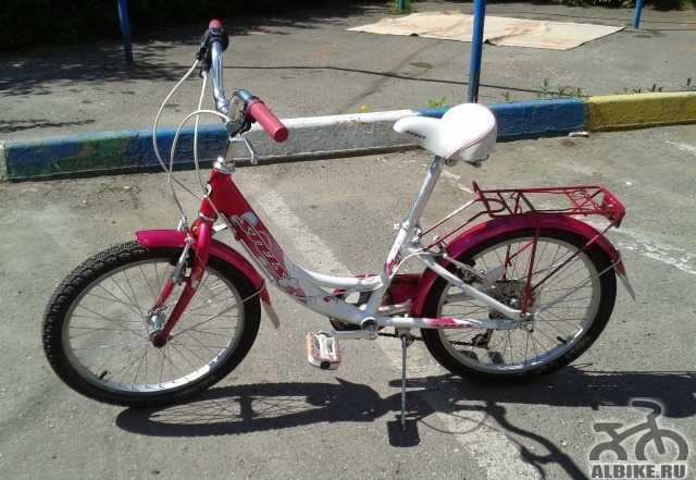 Велосипед Стелс Пилот 220 Girl
