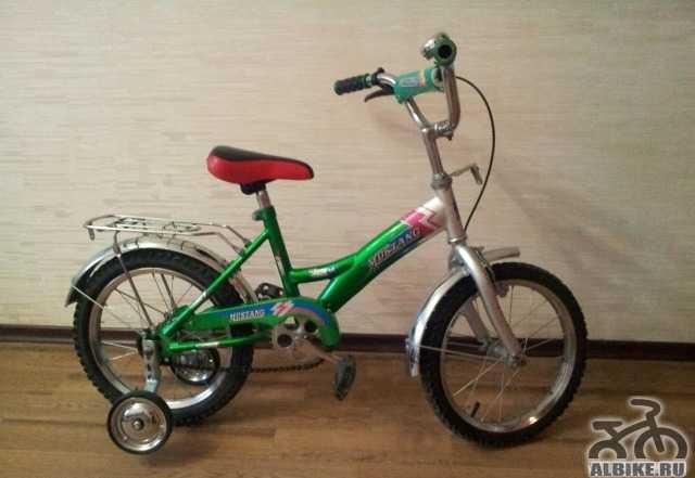 Детский велосипед Мустанг