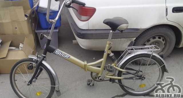 Велосипед Скиф подросковый/торг возможен