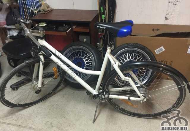 Продается Качественный шоссейный велосипед