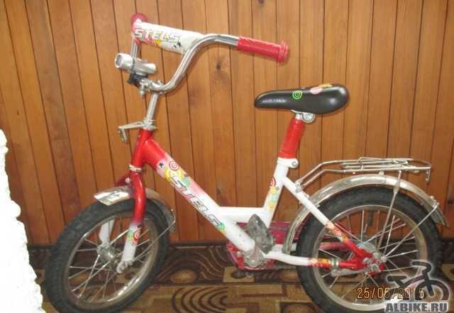 Велосипед детский Стелс 14 мэджик