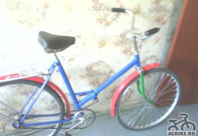 """Ретро велосипед""""Салют"""""""