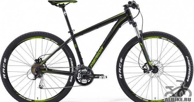 Велосипед Merida Big. Nine 100 (2015) новый