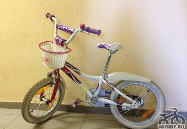 Продается детский велосипед Джайн Пудин 16