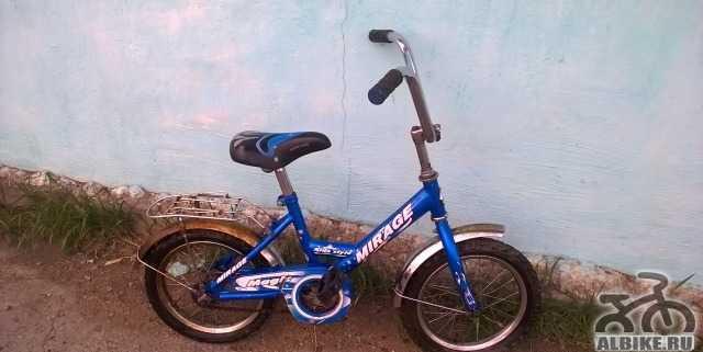 Велосипед Мэджик Мираж в отличном состоянии