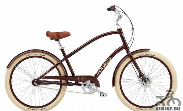 Продается велосипед Электра Townie Balloon 3i