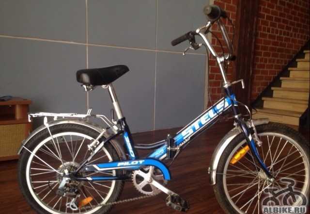 Велосипед степс