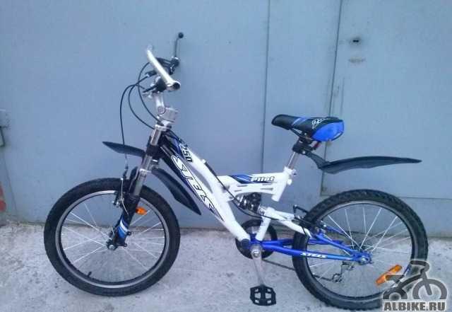 Велосипед Стелс Пилот 250, б/у в хорошем состоянии