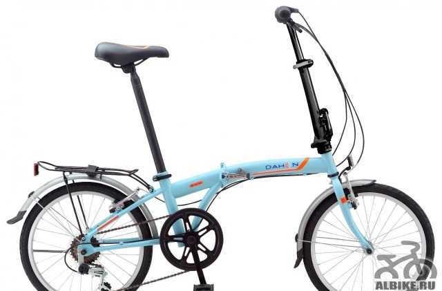 Складной велосипед Dahon S. U. V. D6 Flagstone