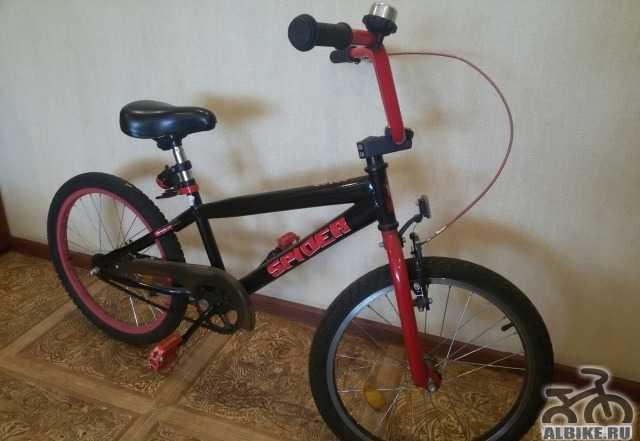 Детский велосипед 7-10лет