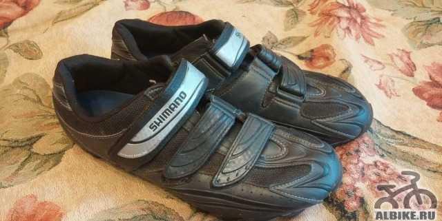Shimano M077 Велотуфли SPD MTB Обувь (велообувь)