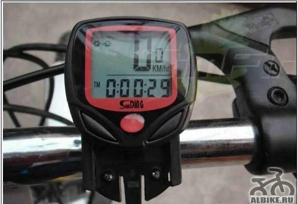 Спидометр велосипедный