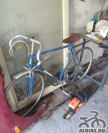 Продам ретро велосипед