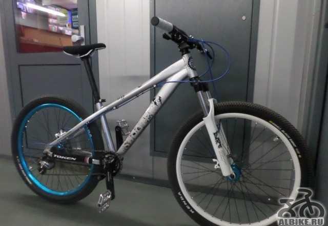 Новый велосипед Stark Shooter. Для BMX и обычной