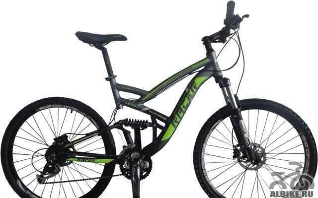 Велосипед спортивный рейсер 26-231