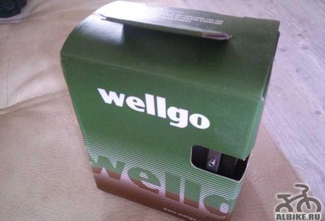 Педали Wellgo MG-1