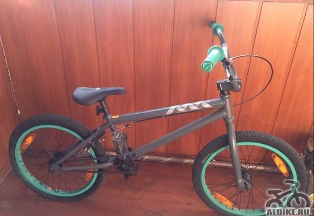 Велосипед bmx Giant Method 01 (2011)