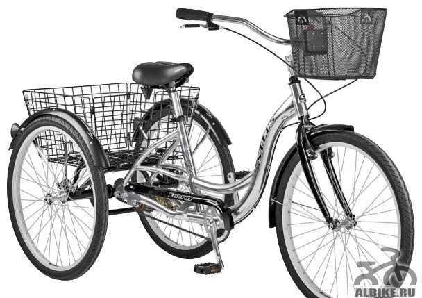 Взрослый велосипед Стелс Energy I