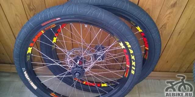 Комплект колес 24