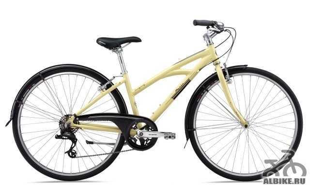 Велосипед женский marin Bridgeway Step-Thru 2013