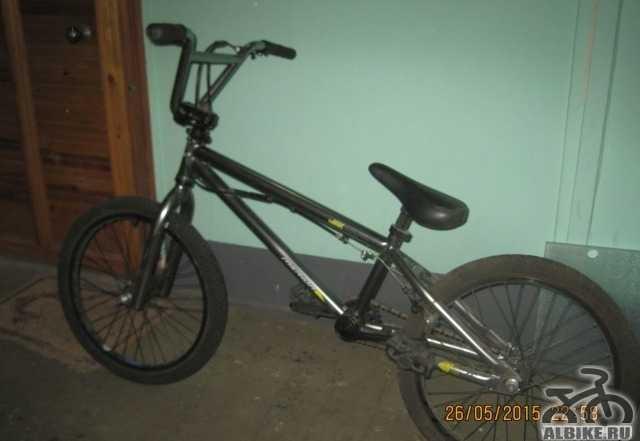 BMX Merida Brad 4