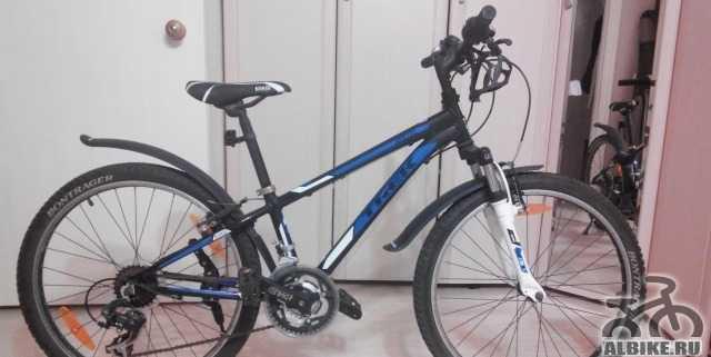 Велосипед трек MT220 подростковый