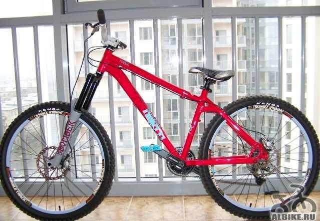 Велосипед Norco Manik 2009 год