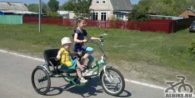 Велосипед прогулочный