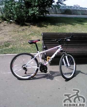 Велосипед FLG