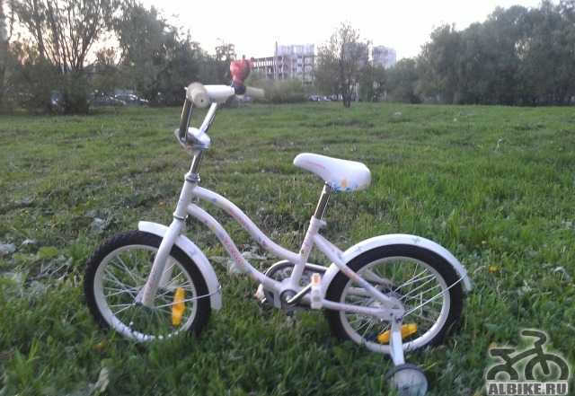Детский велосипед Stern 2-х колесный