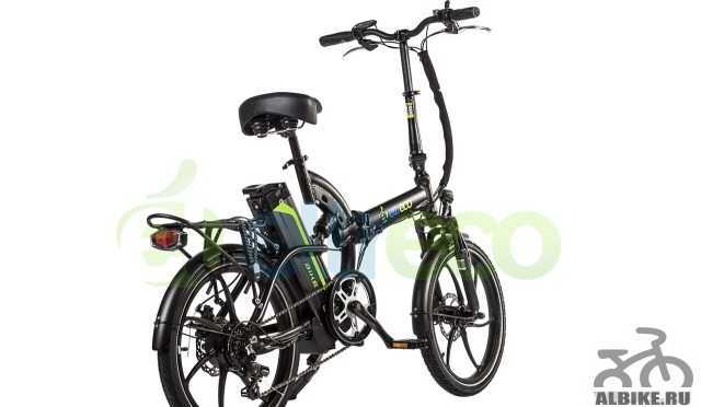Велогибрид Электро TT 5.0