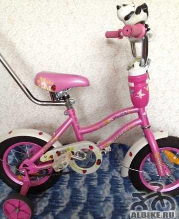 Велосипед для вашей принцессы
